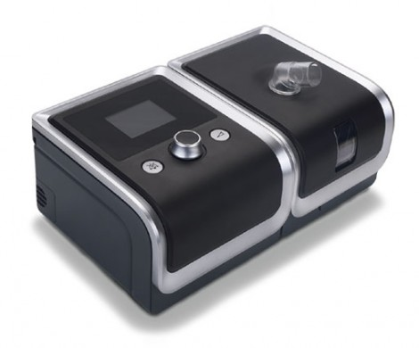 RESmart GII CPAP con humidificador